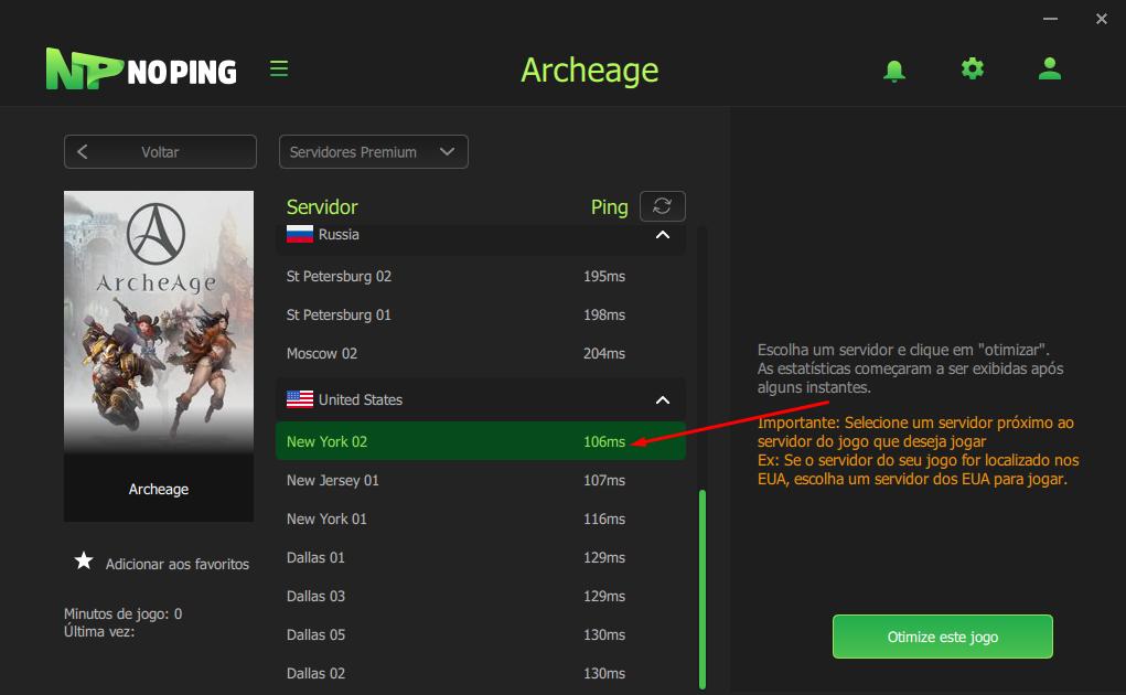 lag archeage
