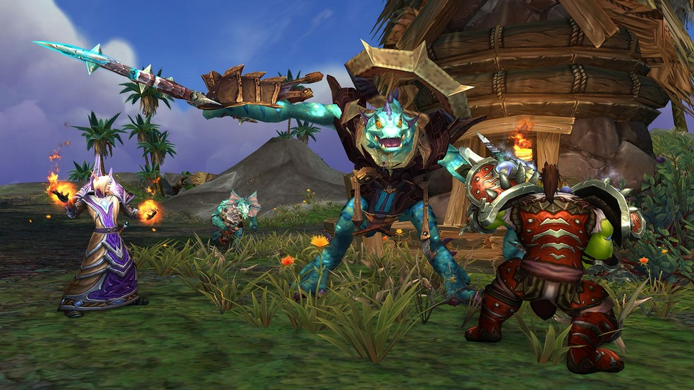 Gnomecan, a nova HQ de World Of Warcraft