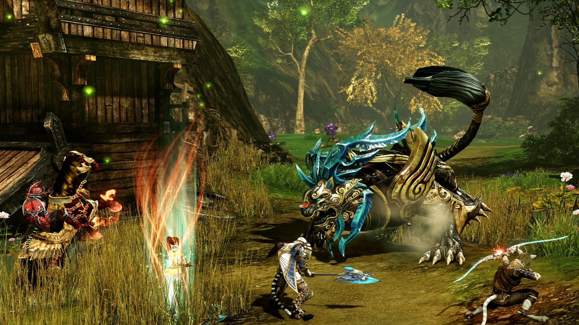 Archeage Walk é anunciado por Kakao Games
