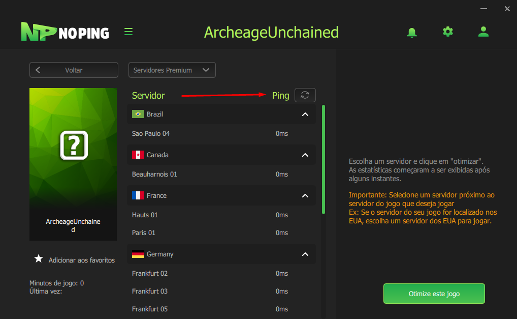 lag em archeage unchained