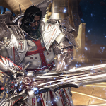 lost ark holy knight