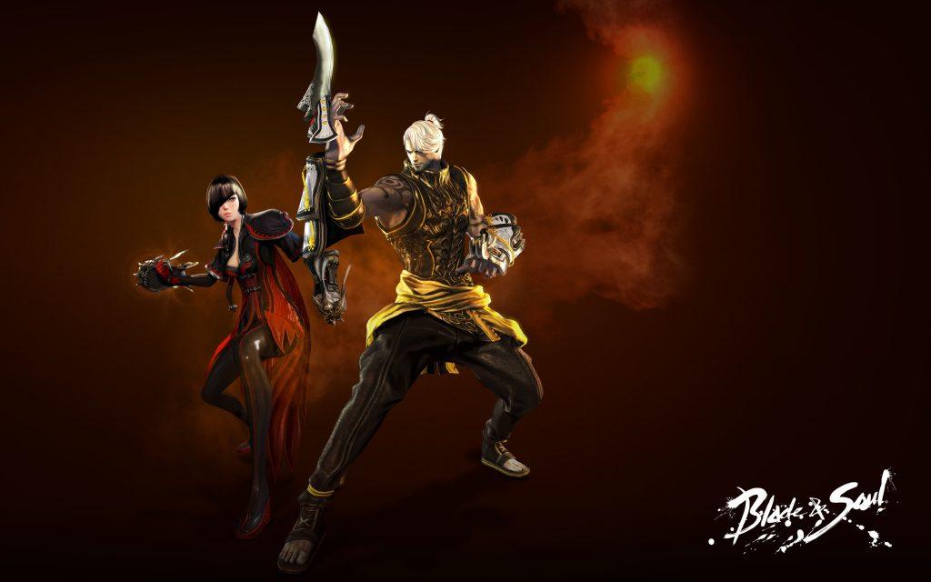 BLADE AND SOUL MMORPG CHEGARÁ NA CHINA ATRAVÉS DA NUVEM